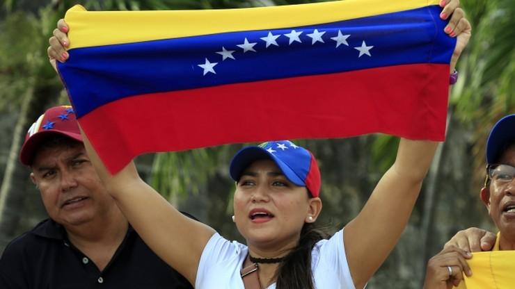 UE potępia przemoc w Wenezueli i zapowiada, że nie uzna wyborów
