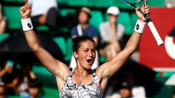 2016-09-25 WTA w Seulu: Arruabarrena pokonała Niculescu w finale