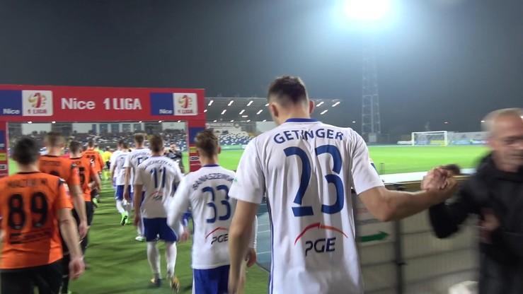 Stal Mielec - Chrobry Głogów 3:0. Skrót meczu