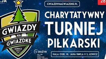 2016-12-27 Gwiazdy na Gwiazdkę czyli charytatywny turniej Macieja Rybusa