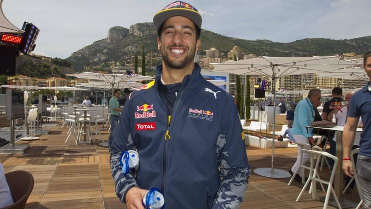 Formuła 1: Daniel Ricciardo wygrał kwalifikacje w Monte Carlo