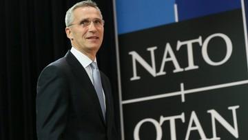 """28-10-2016 18:38 Szef NATO nie chce """"nowej zimnej wojny"""" z Rosją, wschodnia flanka to """"środek ostrożności"""""""