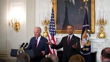01-04-2016 05:32 Wiceprezydent USA obiecuje Ukrainie dodatkową pomoc