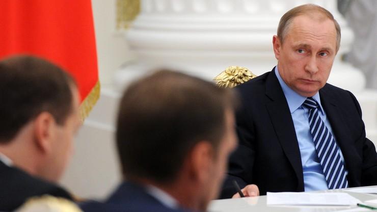 Putin: Rosja liczy na konstruktywny dialog z nową premier Wielkiej Brytanii