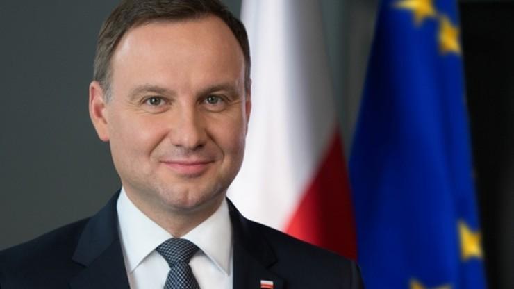 Prezydent Andrzej Duda udaje się z wizytą do Danii
