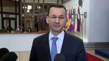 2016-12-06 Zalecamy ubezpieczanie. Morawiecki radzi, jak uchronić się przed rosnącymi ratami