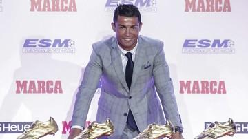2015-10-20 Ronaldo nie zagra w filmie Scorsese. Domaga się ogromnego odszkodowania!
