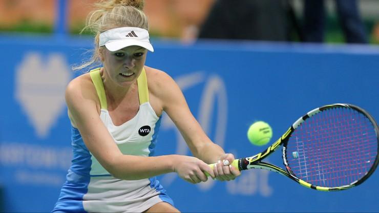 Fręch zagra w Australian Open! Polka rozbiła Amerykankę