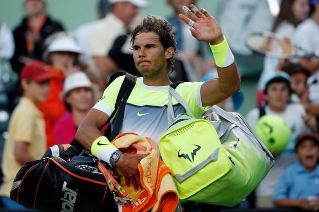 Turniej ATP w Miami - porażka Rafaela Nadala