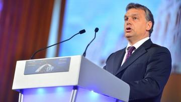 """20-05-2016 10:36 Orban wspiera J. Kaczyńskiego i mówi o """"metodach medycznych"""""""