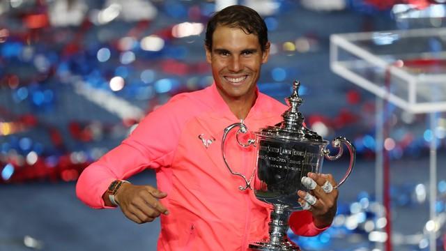 US Open - Rafael Nadal wygrywa po raz trzeci w Nowym Jorku