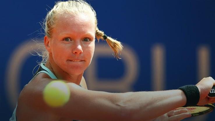 WTA Bogota: Rozstawiona z jedynką Bertens odpadła z turnieju
