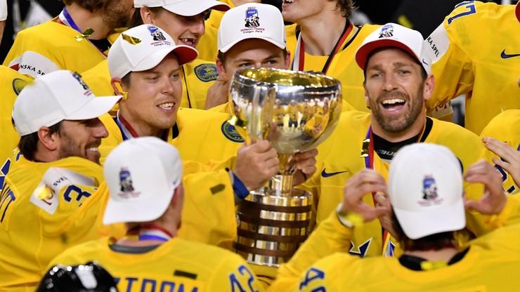 MŚ w hokeju: Szwecja - Kanada 2:1 po karnych w finale