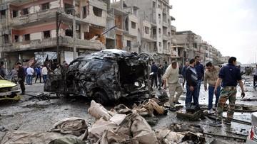 23-02-2016 10:23 Ekspert: polityka Waszyngtonu nie przewiduje zakończenia wojny w Syrii