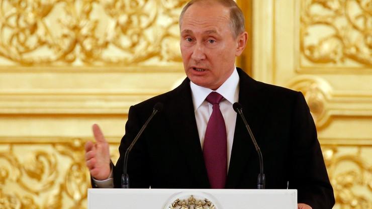 Putin: nie możemy zgodzić się z dyskwalifikacją lekkoatletów