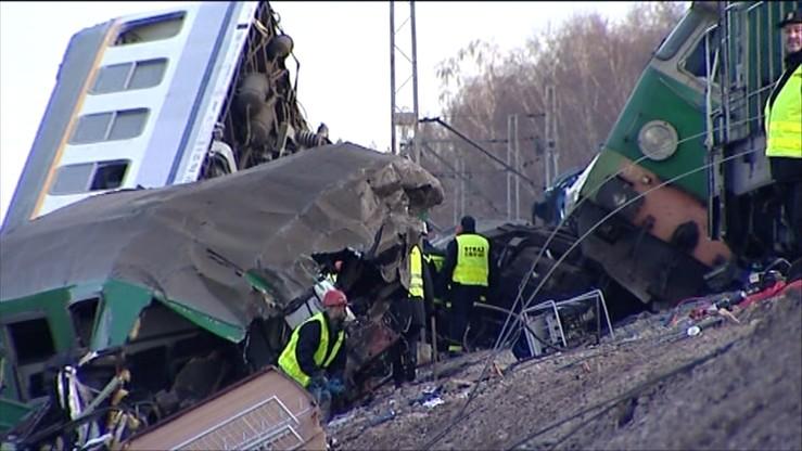 Prokuratura zaskarżyła wyrok ws. katastrofy kolejowej pod Szczekocinami