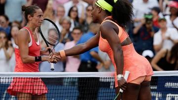 2015-09-11 Włoski finał US Open! Sensacja stała się faktem