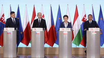 21-07-2016 13:24 Premier Szydło po spotkaniu V4: UE wymaga reform