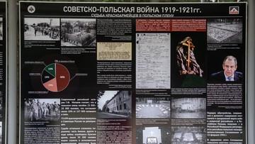 """08-04-2017 22:40 """"Prowokacja i profanacja"""". IPN o rosyjskich tablicach na cmentarzu w Katyniu"""