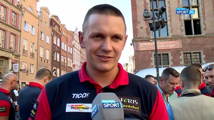 2016-09-15 Wawrzyk: Mam więcej atutów niż Sosnowski
