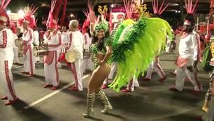 Ruszył karnawał w Rio. Brazylijskie święto w cieniu kryzysu politycznego