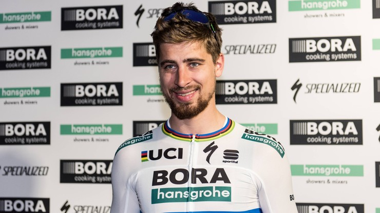 Sagan najszybszy w prologu Tour Down Under
