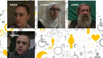 09-02-2016 10:41 Bezdomny, muzułmanka, osoba transgender, i z HIV. Poznaj historie wykluczonych