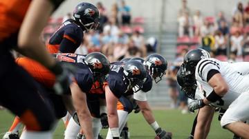 2016-06-09 Finał LM w futbolu amerykańskim we Wrocławiu