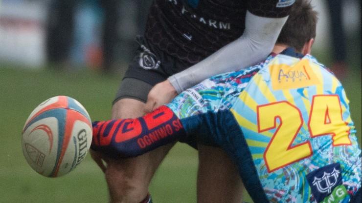 Ekstraliga rugby: Mecz Juvenia - Ogniwo ponownie przełożony
