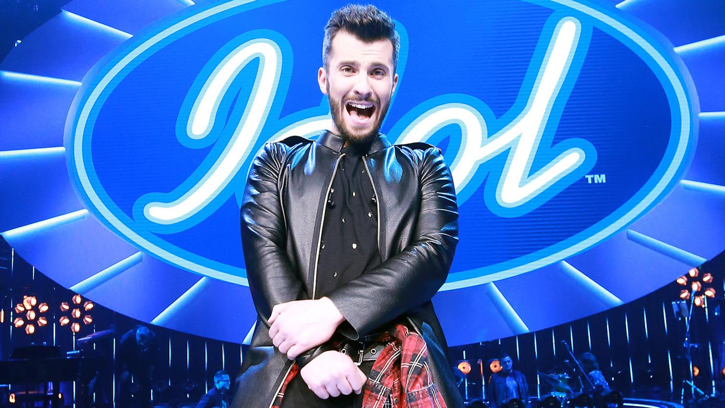 """W programie """"Idol"""" wygrał Mariusz Dyba - Polsat.pl"""