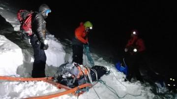 04-03-2017 10:15 21-letni Polak zginął w słowackich Tatrach