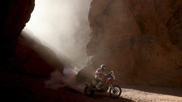 2017-01-09 Rajd Dakar: Brabec wygrał etap, Sunderland liderem wśród motocyklistów