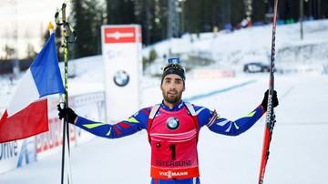 2015-12-06 PŚ w biathlonie: Kolejne zwycięstwo Fourcade'a w Oestersund