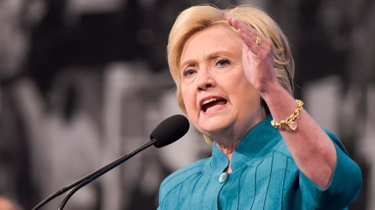 Maleje przewaga Clinton nad Trumpem. Najnowszy sondaż