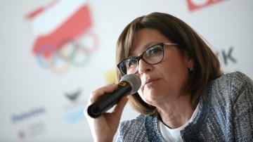 2017-10-30 Szefowa misji PKOl: W Korei czuć już igrzyska