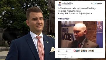 """16-09-2016 05:32 40 """"Misiewiczów"""" we władzach państwowych firm - listę ujawnia Nowoczesna"""