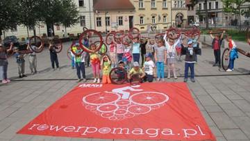 """18-09-2017 16:55 Polacy pokonali na jednośladach o milion więcej kilometrów niż rok temu. Tak """"wyjeździli"""" rowery dla dzieci z domów dziecka"""