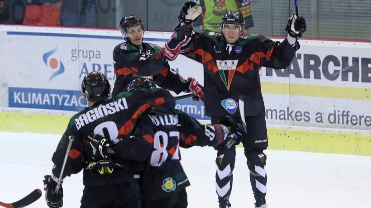 PP w hokeju na lodzie: GKS Tychy broni trofeum
