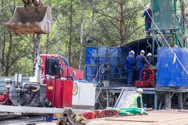 Akcja w kopalni: wkrótce próby nawiązania łączności głosowej
