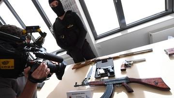 17-08-2016 16:24 Podejrzany o sprzedaż broni napastnikowi z Monachium przesłuchany przez policję