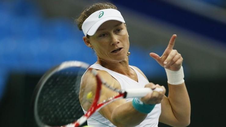 WTA w Bad Gastein: Stosur w finale, drugi półfinał w niedzielę