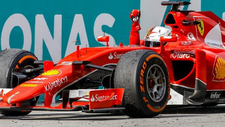 Numero Uno is back! Vettel triumfuje w Malezji