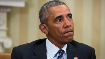 """13-06-2016 18:07 Obama: zabójca z Orlando był raczej """"domorosłym ekstremistą"""""""
