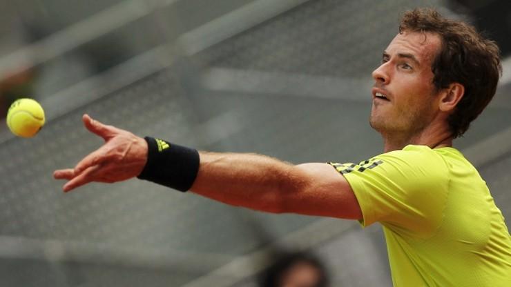 Murray zmierzy się z Robredo w finale w Shenzhen
