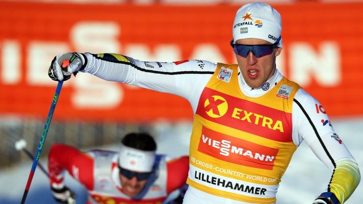 PŚ w biegach: Szwedzki dublet w Lillehammer