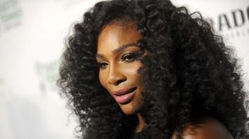 2015-10-29 Serena Williams w ciąży ze znanym raperem?