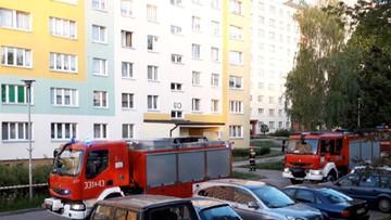 22-05-2017 23:15 Ewakuowani mieszkańcy z bloków w Koszalinie wracają do domów