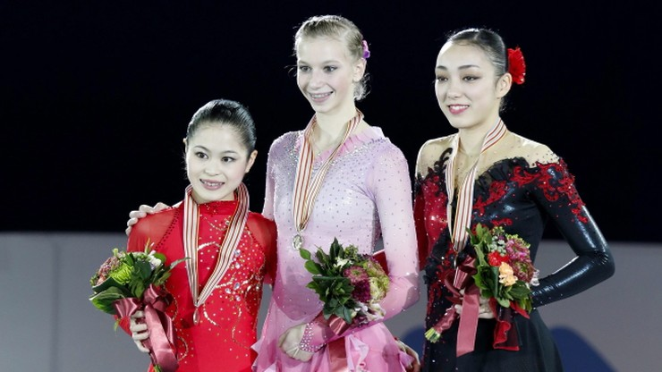 16-latka wygrała łyżwiarskie Mistrzostwa Czterech Kontynentów