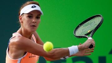 2017-03-25 Turniej WTA w Miami: Radwańska znów przegrała z Lucic-Baroni