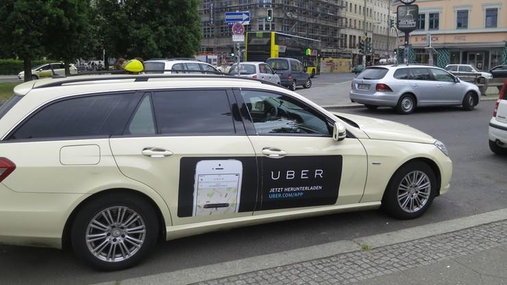 Sąd potwierdził zakaz korzystania z UberPOP w Brukseli